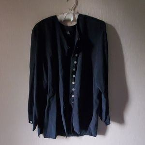 Women's silk blouse